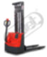 FX 10AP16/ECL - Fork-lift truck with electric travel and lifting-Fork-lift truck with electric travel and lifting, capacity 1000kg, lifting height 1530mm, overall fork width 570mm