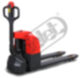 NFX 15APE - Electric pallet truck-Low-lift pallet truck with electric travel and lifting, capacity 1500kg, lifting height 115mm, overall fork width 540mm