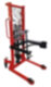 FSX 035R014/C - high-lift truck for barrels with tilting forward-High-lift truck for barrels with tilting forward, capacity 350kg, lifting height 1425mm