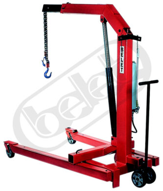 J 12RS - foldable crane manually operated  (V100050)