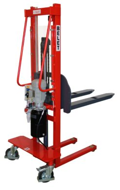F 6ML - Fork-lift truck with motor lifting(V100715)