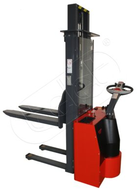 F 12APE3 - 5 hours operation - Fork-lift truck with electric travel and lift(V110068)