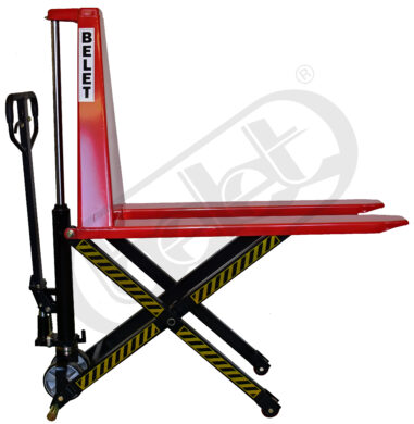 NF 10NLY/N - High-lift pallet truck  (Z100301)