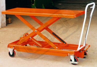 BS 50L - zdvižná plošina - mobilní(Z800141)