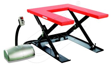 ZPNX 10/U - lifting working platform with electro-lift  (Z800235)