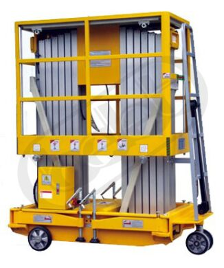 AWP8.2000 - Aerial work platform, high lift  (Z800237)