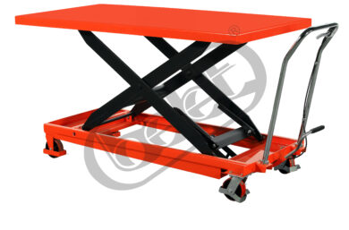 ZPX 100 - Table truck, foot operated(Z800249)