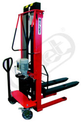 F 10ML2,5 - Fork-lift truck with motor lifting-Fork-lift truck, motor lifting, capacity 1000kg, overall fork width 540mm, lifting height 2500mm