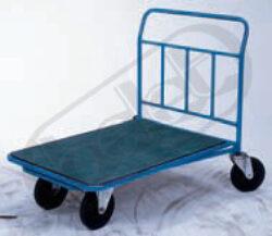 JG 350 - plošinový vozík - stohovací-Plošinový vozík, stohovací, nosnost 350 kg