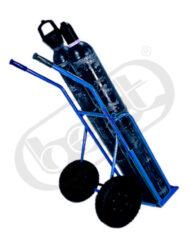 SV 250 rudl - celopryžová. kola pr. 400 mm-Rudl - nosnost 250 kg