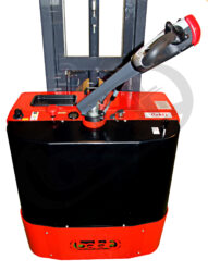 F 12APP3 - Fork-lift truck with electric travel and lifting  (V100713)