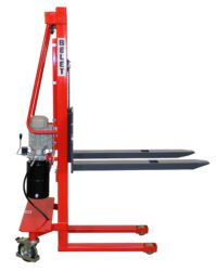 F 6ML - Fork-lift truck with motor lifting  (V100715)