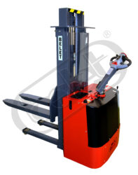 F 16APP2,5 - Fork-lift truck with electric travel and lifting - Fork-lift truck, electric travel and lifting, capacity 1600kg, lifting height 2500mm