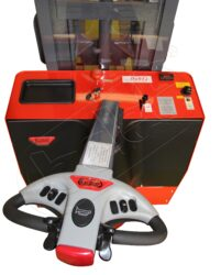 F 12APE - 5 hours operation, Fork-lift truck with electric travel and lift(V110065)