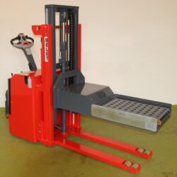 Furnace stackers(W000622)