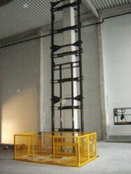Zakázkové výrobky - mezipatrové plošiny(W000626)