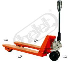 NF 15NL4C - ruční paletový vozík čtyřcestný-Ruční paletový vozík, čtyřcestný, nosnost 1500 kg, šířka vidlic 540 mm