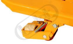 NF 15NL4C - ruční paletový vozík čtyřcestný(Z100230)
