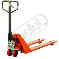 NF 10NLN35 - Low-lift pallet truck - low-profile - Low-lift pallet truck low-profile, capacity 1000kg, overall fork width 520mm, fork length 1140mm
