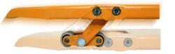NF 10NLN35 - ruční paletový vozík nízkoprofilový(Z100232)