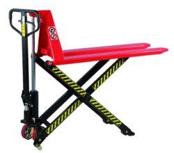 NF 10NLY -vysokozdvižný paletový vozík-Ruční paletový vozík, nosnost 1000 kg, šířka vidlic 520 mm, nabírací délka vidlic 1140 mm