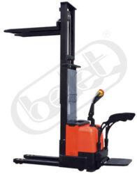 FX 15AP29 - vysokozdvižný vozík s AKU pojezdem a zdvihem-Vysokozdvižný vozík s AKU pojezdem a zdvihem, nosnost 1500 kg, duplex, max. zdvih 2815 mm