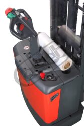 FX 12APE29/AC - fork-lift truck with electric travel and lifting(Z200252)