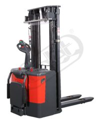 FX 12AP29/AC - Fork-lift truck with electric travel and lifting - Fork-lift truck with electric travel and lifting, capacity 1200kg, lifting height 2900mm, overall fork width 570mm