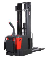 FX 15AP29/AC - vysokozdvižný vozík s AKU pojezdem a zdvihem-Vysokozdvižný vozík s AKU pojezdem a zdvihem, nosnost 1500 kg, duplex, max. zdvih 2900 mm, šířka vidlic 570mm, AC provedení