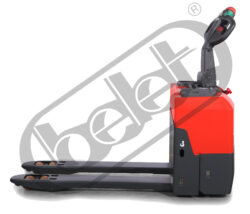 NFX 15AP/AC - low-lift pallet truck with electric travel and lifting(Z300105)
