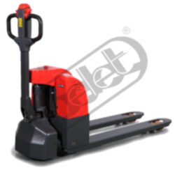 NFX 15APE - Electric pallet truck - Low-lift pallet truck with electric travel and lifting, capacity 1500kg, lifting height 115mm, overall fork width 540mm