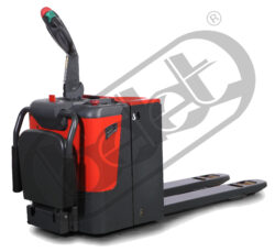 NFX 20AP/AC - Electrick pallet truck  with AC system - Low-lift pallet truck with electric travel and AC lifting, capacity 2000kg, lifting height 200mm, overall fork width 540mm