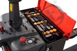 NFX 20AP/AC - nízkozdvižný paletový vozík s AKU pojezdem a zdvihem AC(Z300171)