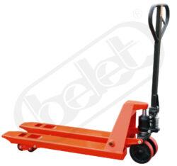 NF 20DFM - nízkozdvižný paletový vozík-Ruční paletový vozík, nosnost 2000 kg, šířka vidlic 540 mm