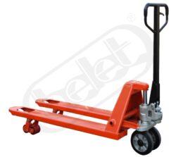 NF 15NLM/2000 PU+FE - nízkozdvižný paletový vozík-Ruční paletový vozík, nosnost 1500 kg, šířka vidlic 540 mm, nabírací délka vidlic 2000 mm