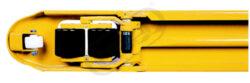 NF 15NLM/2000 PU+FE - Low-lift pallet truck(Z300193)
