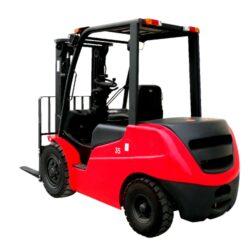DV 35BVAT - Fork-lift truck, Capacity 3500kg(Z510006)