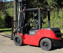 DV 40BVAT - Fork-lift truck, Capacity 4000kg(Z510007)