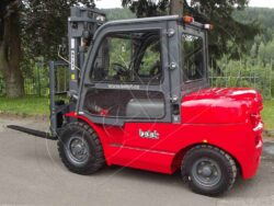 DV 45BVAT - Fork-lift truck, Capacity 4500kg(Z510008)