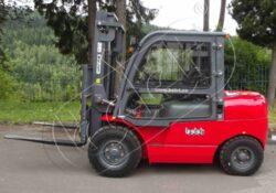 DV 50BVAT - Fork-lift truck, Capacity 5000kg(Z510009)