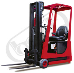 AVE 6/AC - Battery fork-lift truck - Front battery fork-lift truck with capacity 600kg, three-wheel