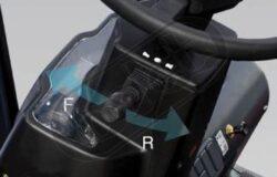 DV 35BVT, Čelní motorový vozík, nostnost 3500kg(Z510092)