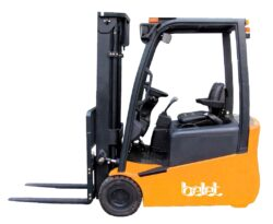 CPDS18/3D-AC/AT - Electric fork lift - Electric fork lift truck with capacity 1800kg 3 wheels