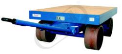 OR 10 - plošinový vozík-Plošinový vozík, nosnost 10 000 kg, rozměr ložné plochy dle poptávky
