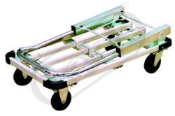 JGC 150 GAL - plošinový vozík - hliníkový(Z800206)