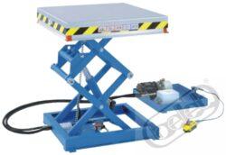 Mobilní zdvižné plošiny HF s nožním čerpadlem(Z800247)